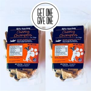 Picture of Cheesy Chompers (8 oz) [QTY: 2; #GOGO]